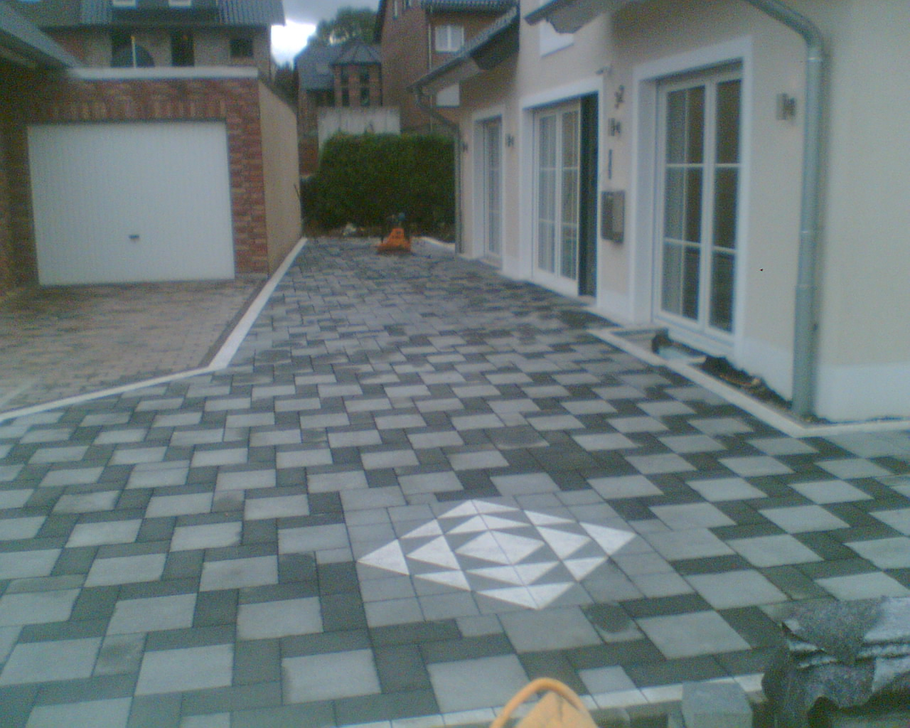 terrasse pflastersteine muster - Pflastersteine Muster Bilder