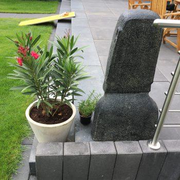 Terrasse - Gartengestaltung